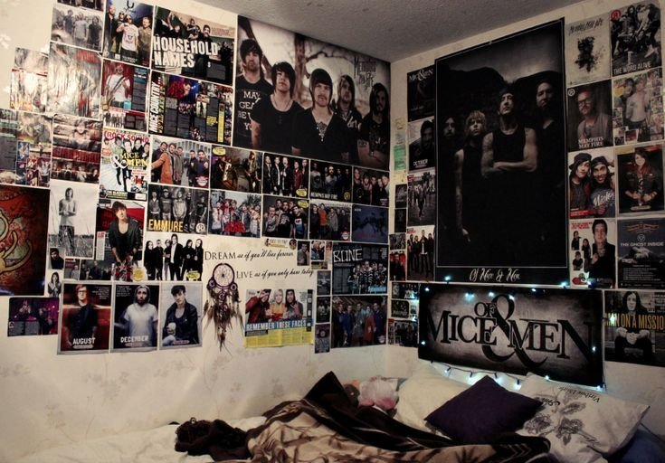 Best Tumblr Poster Emo Feel Free To Submit Your Own Bedrooms With Pictures