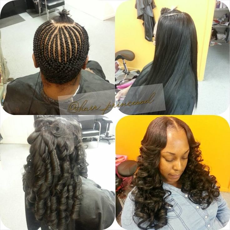 Free 25 Best Ideas About Partial Sew In On Pinterest Full Wallpaper