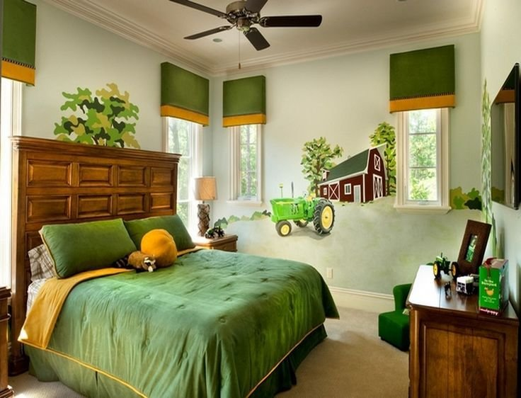 Best 25 Best Ideas About Tractor Bedroom On Pinterest Boys With Pictures
