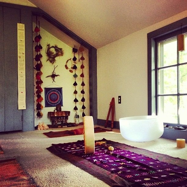 Best 121 Best Images About Home Yoga Studio Ideas On Pinterest With Pictures