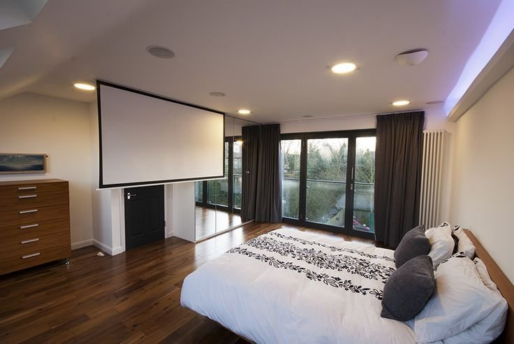 Best 1000 Ideas About Projector Screens On Pinterest With Pictures