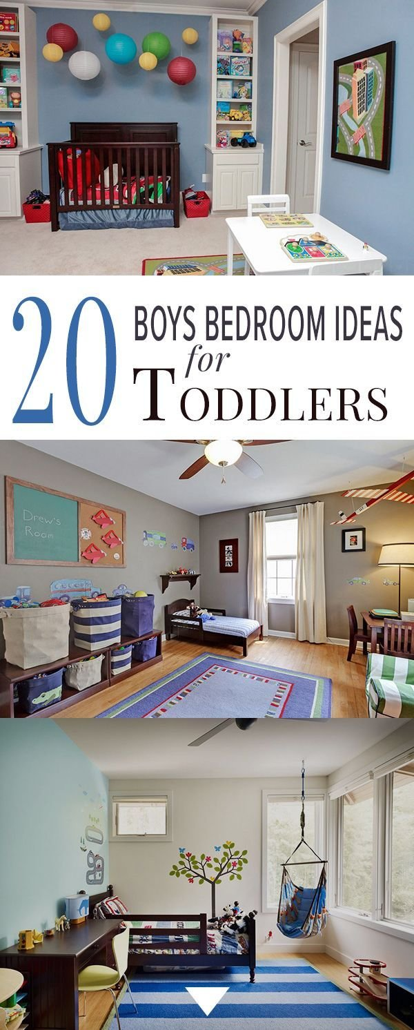 Best 25 Toddler Boy Bedrooms Ideas On Pinterest With Pictures