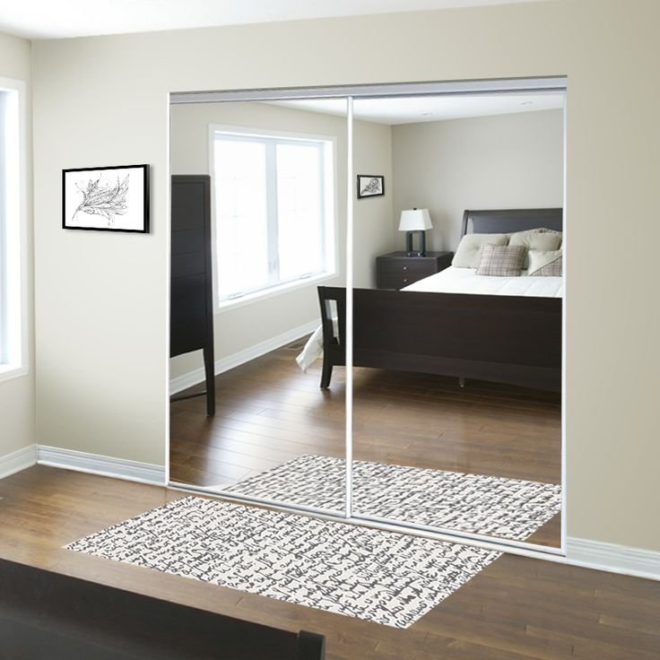 Best For The Entryway Reliabilt 48 In X 80 In Mirrored Interior With Pictures