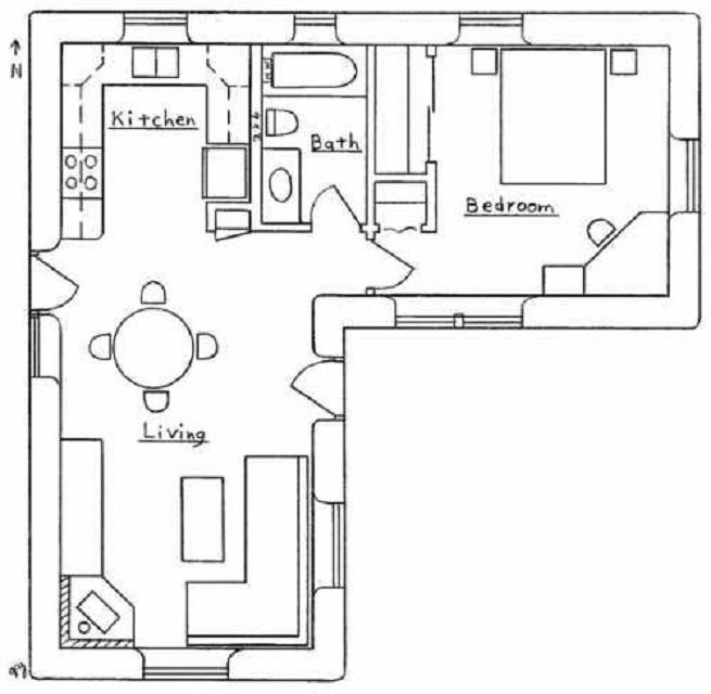 Best Ordinary Unique House Designs Part 1 Small L Shaped With Pictures