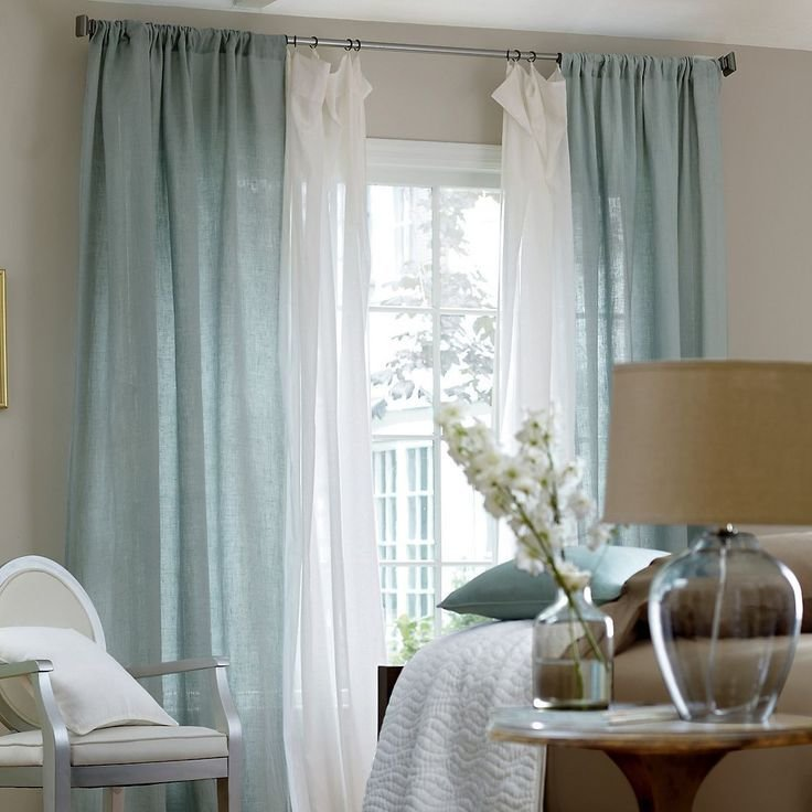 Best 25 Layered Curtains Ideas On Pinterest Window With Pictures