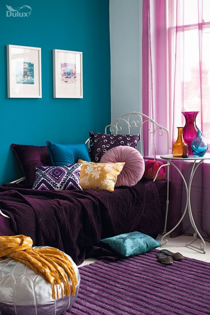 Best 25 Best Ideas About Purple Teal Bedroom On Pinterest With Pictures