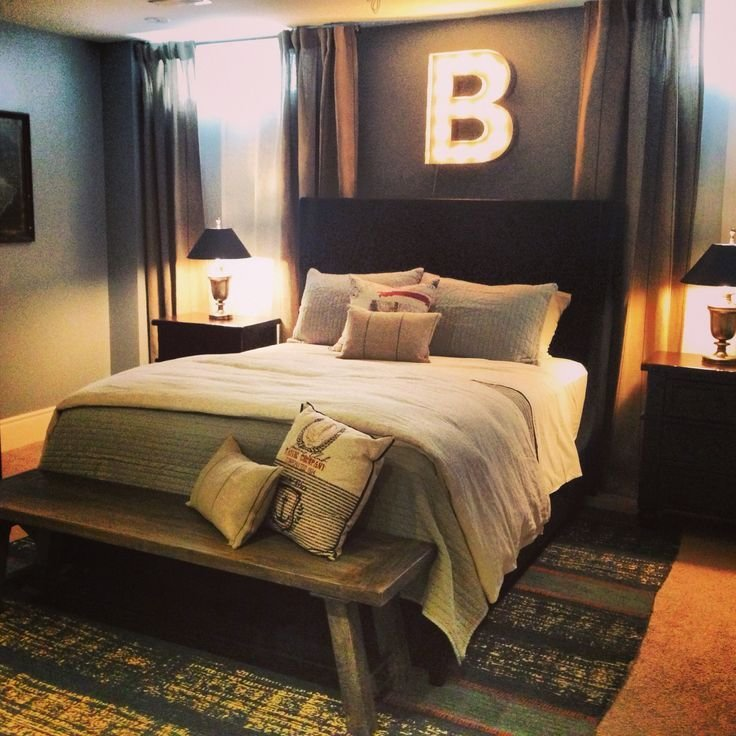 Best Basement Bedroom For A 15 Year Old Boy Rip S Room With Pictures