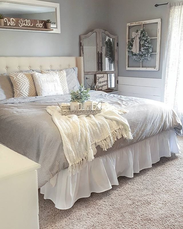 Best 25 Farmhouse Bedroom Decor Ideas On Pinterest With Pictures