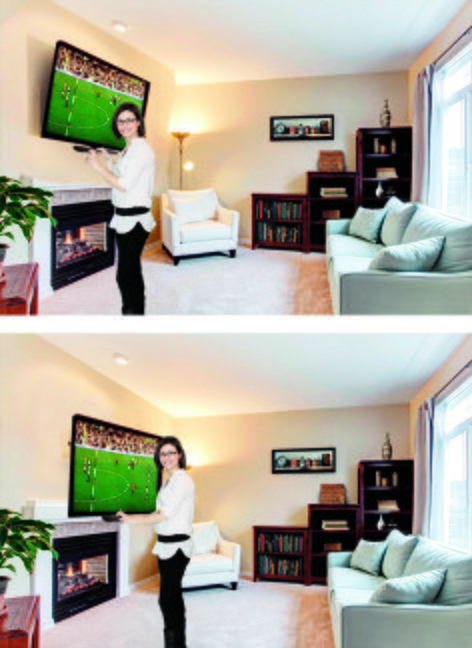 Best Watching Tv At The Wrong Height Causes Neck Strain And Tv With Pictures
