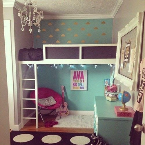 Best 25 Best Ideas About Girl Loft Beds On Pinterest Loft With Pictures