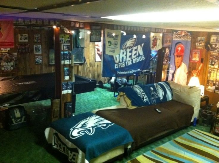 Best 17 Best Images About Philadelphia Eagles Rooms Wo With Pictures