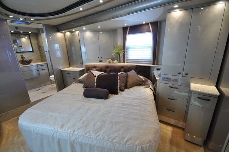 Best Luxury Rv Bedroom H O M E D E S I G N S Pinterest With Pictures