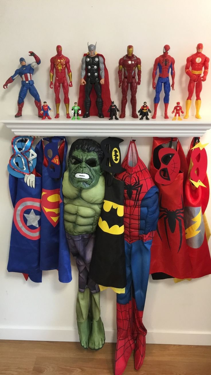 Best 17 Best Ideas About Superhero Boys Room On Pinterest With Pictures