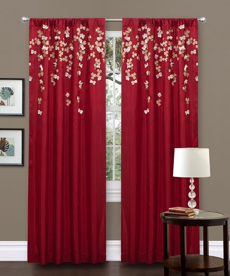 Best 25 Best Ideas About Red Curtains On Pinterest Red With Pictures