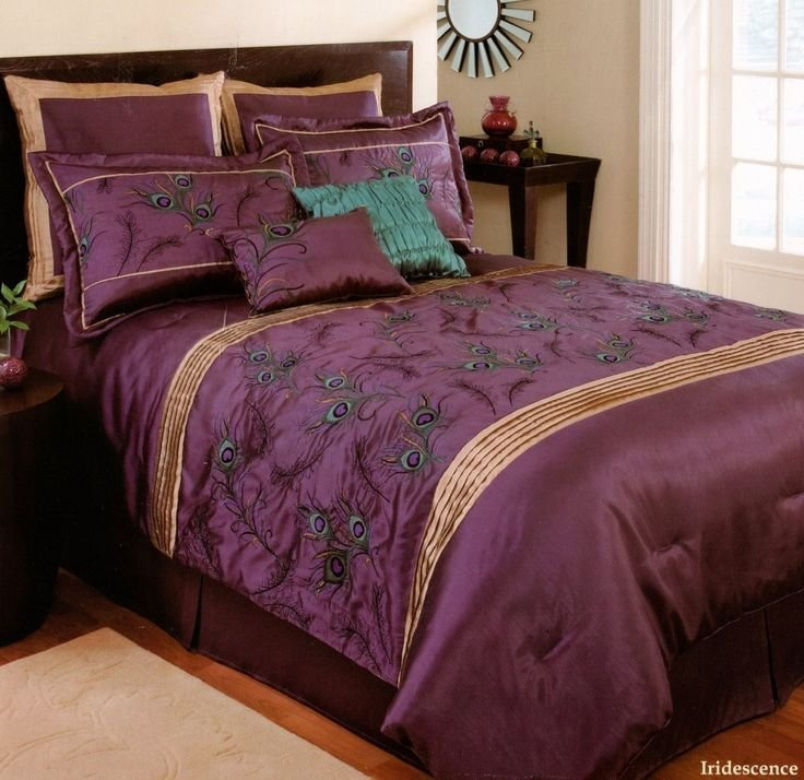 Best 17 Best Ideas About Peacock Bedding On Pinterest Peacock With Pictures