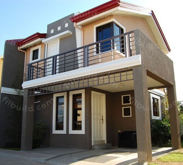 Best Filipino Architect Contractor 2 Storey House Design With Pictures