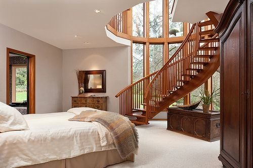 Best I Love The 2Nd Floor Office With A Winding Stair Case Into With Pictures