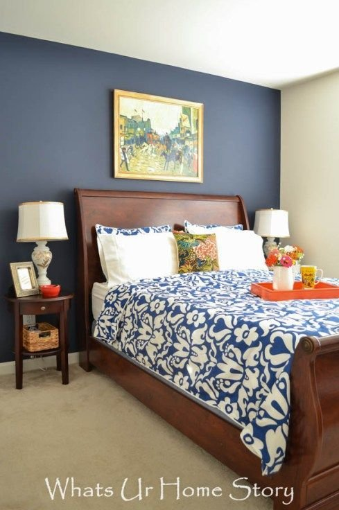Best 17 Best Ideas About Navy Coral Bedroom On Pinterest Dorm With Pictures