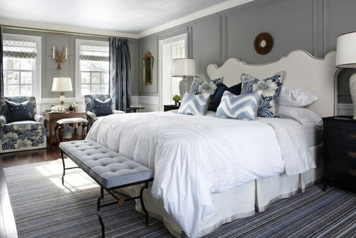 Best Gorgeous Blue Grey Bedroom Decor Bedroom Pinterest With Pictures