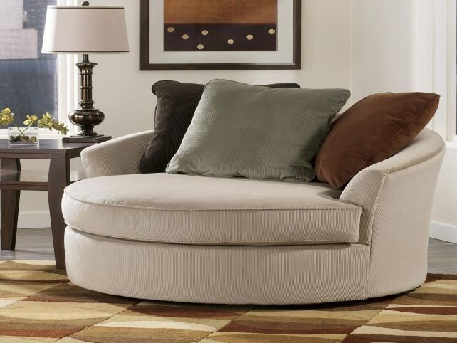 Best Oversized Lounge Oval Chair Oversized Round Swivel Chair With Pictures