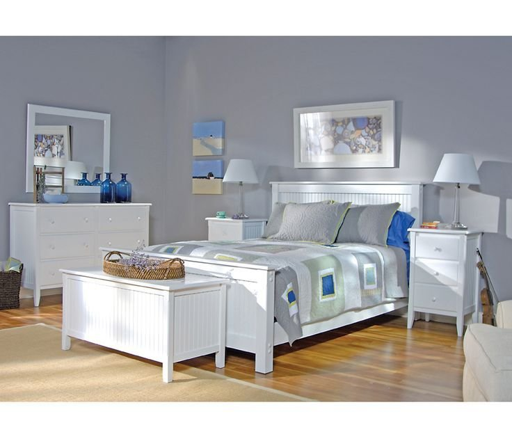 Best Cottage Queen Panel Bed At Boston Interiors Decorating With Pictures