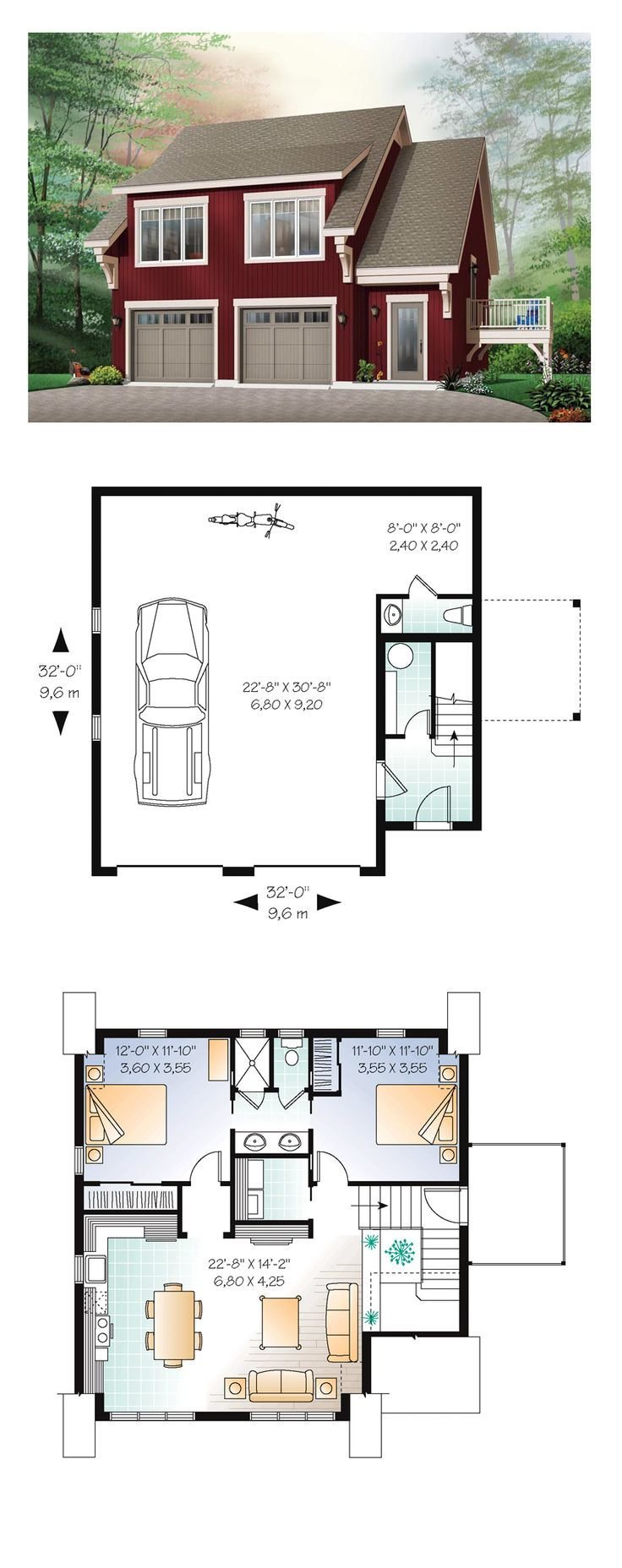 Best 84 Best Images About Apartments Above Garages On Pinterest With Pictures