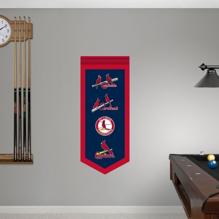 Best 1000 Images About St Louis Cardinals Baseball Diy Bedroom Decor On Pinterest Cardinals With Pictures