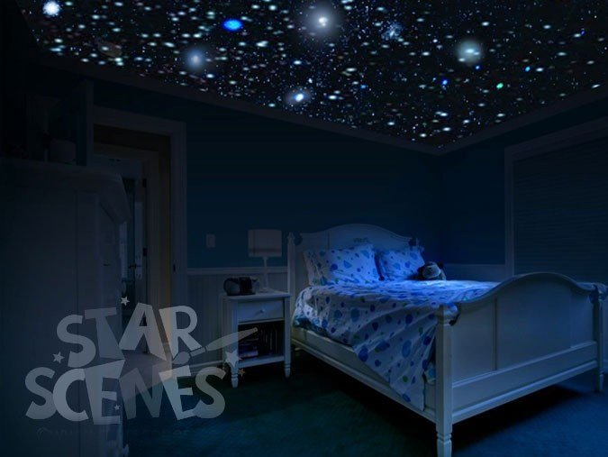 Best Secret Star Panel To Expand Your Glow In The Dark Secret With Pictures