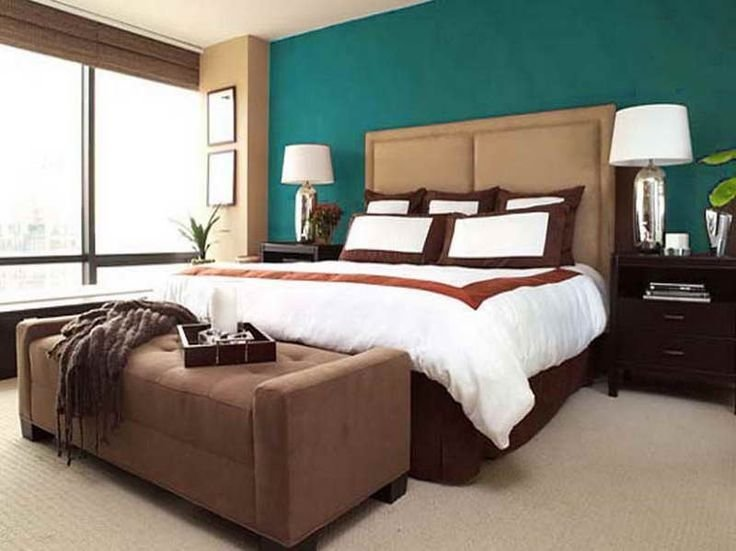 Best Color Combinations For Bedrooms From Turquoise And With Pictures