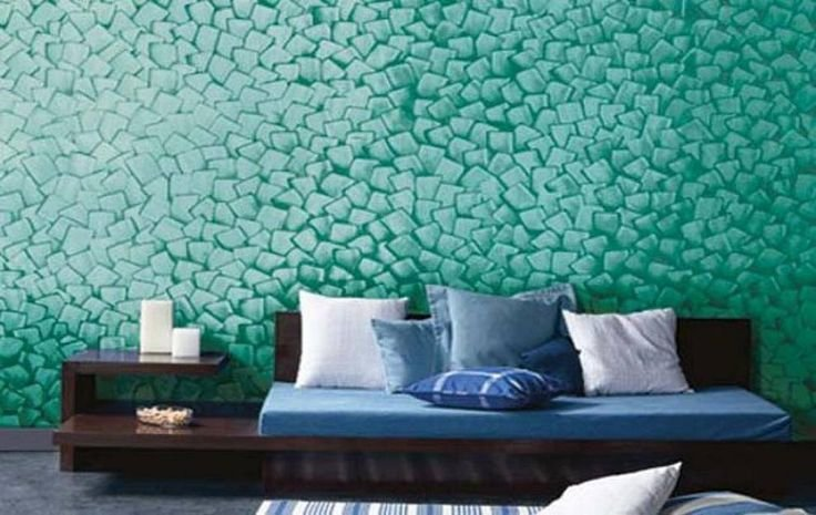 Best Tecnique Textured Paint For Walls Interior Design With Pictures