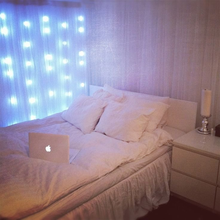 Best 25 Best Ideas About Fairy Lights For Bedroom On Pinterest Room Lights Decorating T**N With Pictures
