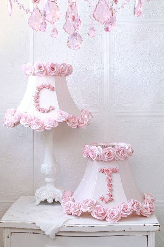 Best Lamp Shade For Little Girls Kids Baby Room Pinterest With Pictures