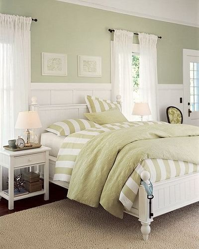 Best 117 Best Images About Light Green And White Bedroom On With Pictures