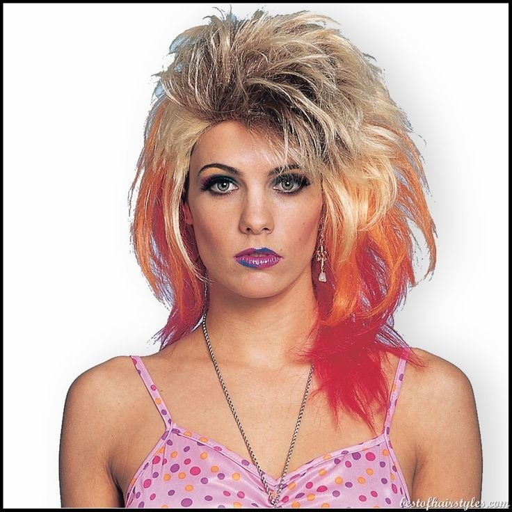 Free 80S Woman With Long Blonde Hairstyles Photo 2 Hair Wallpaper