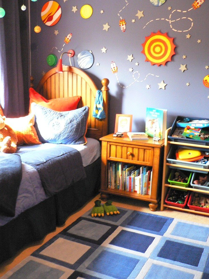 Best 1000 Images About Kids Space Themed Room On Pinterest With Pictures