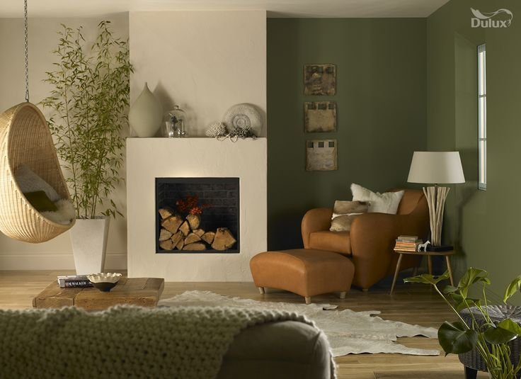 Best A Sun Facing Lounge Can Be Given A Duluxfreshstart With With Pictures