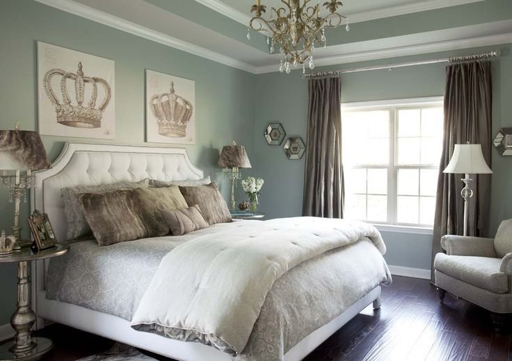 Best Sherwin Williams Silver Mist Paint Color Our Master With Pictures