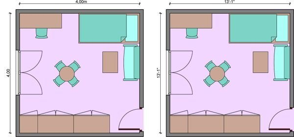 Best Kids Bedroom Dimensions Kids Room Dimensions A Room With Pictures