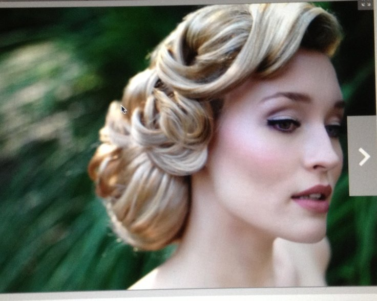 Free Nice 50 S Hair Style Hairstyles For Weddings Pinterest Wallpaper
