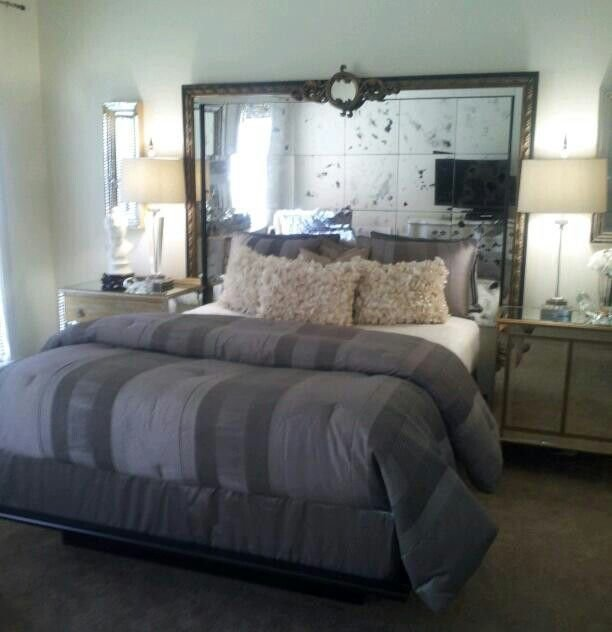 Best 25 Mirror Headboard Ideas On Pinterest With Pictures