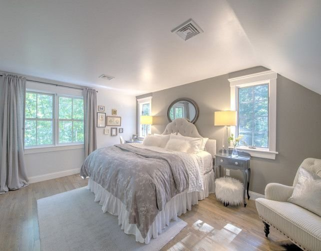Best Shingle Cape Cod Home With Blue Kitchen Ceiling The Paint Color Is Rockport Gray By Benjamin With Pictures