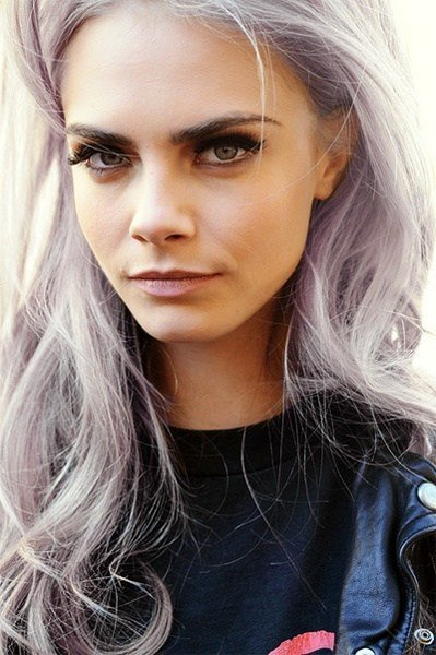Free Pastel Hair Lavender White Grey Beautify Pinterest Wallpaper