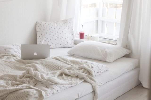 Best Cute White Bedroom Tumblr With Pin By Niki Demar On New With Pictures