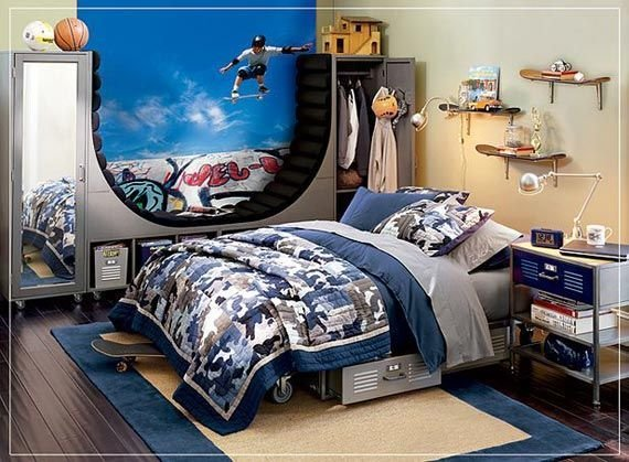 Best T**N Boy Skateboard Bedroom Love Strauss Pinterest With Pictures