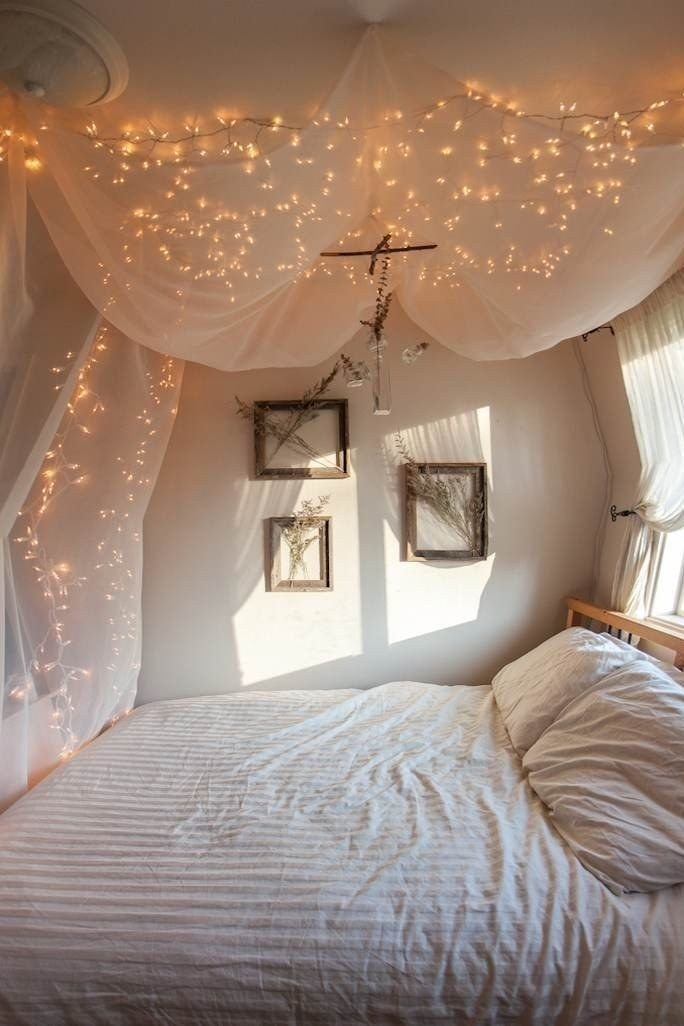 Best 17 Best Ideas About String Lights Bedroom On Pinterest With Pictures