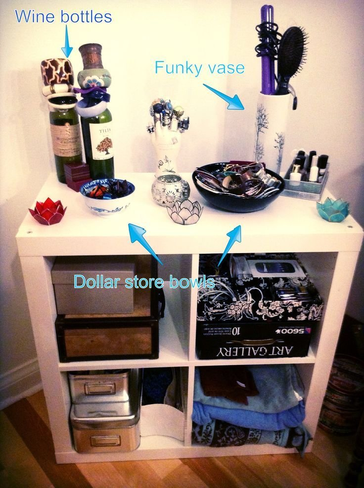 Best Bedroom Diy Organization With Recycled And Dollar Store With Pictures