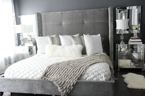 Best Sarah S Bedroom Makeover Is Complete With Z Gallerie S With Pictures