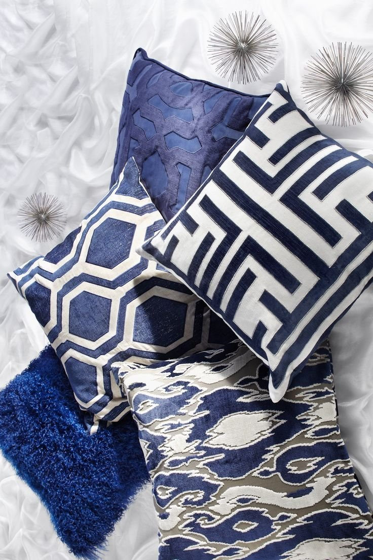 Best 25 Best Ideas About Blue Pillows On Pinterest Navy With Pictures