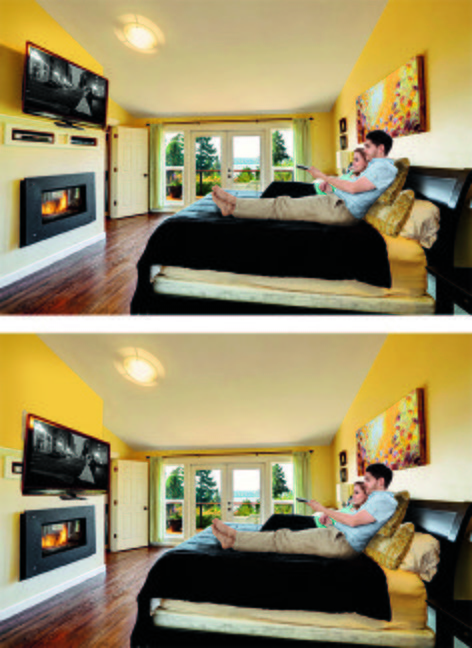 Best 42 Best Images About Tv In Bed Anyone On Pinterest Apartment Bedrooms Fireplaces And Pictures With Pictures