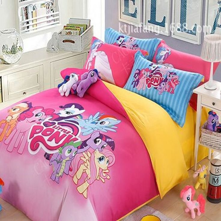 Best 17 Best Ideas About My Little Pony Bedding On Pinterest With Pictures